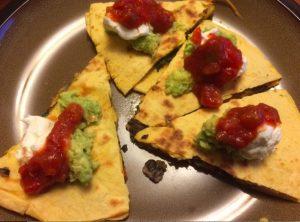 blackbean quesadilla plate_jpeg
