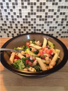 Pasta Salad nutrition nutrition360